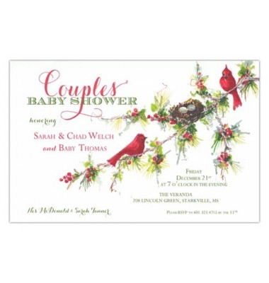 Christmas Invitations, Duo Rouge, Odd Balls