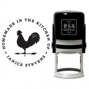 Ink Stamp, Rooster, PSA Essentials