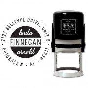 Ink Stamp, Finnegan, PSA Essentials
