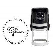 PSA Ink Stamp, Gillian