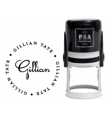 PSA Ink Stamp, Gillian