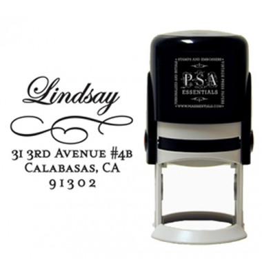 PSA Ink Stamp, Lindsay