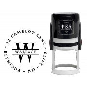 PSA Ink Stamp, Wallace
