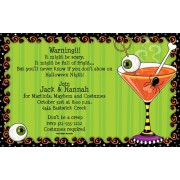 Halloween Invitations, Ghoulish Drinks, Paper So Pretty
