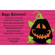 Halloween Invitations, Black Jack, Paper So Pretty