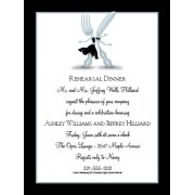 Rehearsal Dinner Invitations, Knife and Fork, Paper So Pretty
