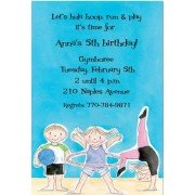 Gymnastics Invitations, Tumbling Kids, Picture Perfect