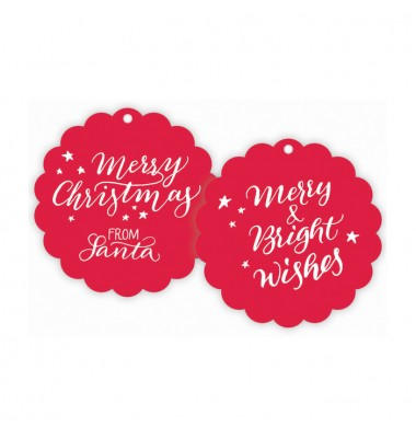 Christmas Gift Tags, Special Delivery, Roseanne Beck