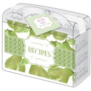 Recipe Card Box, Pears, Roseanne Beck