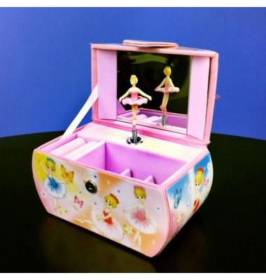 Ballarina Music Box Purse, San Francisco Music Box