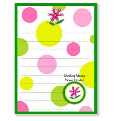 Kids Lined Stationery, You Grow Girl, San Lori