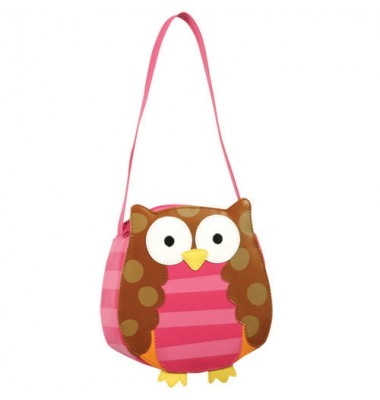 Stephen Joseph GoGo Purse Owl
