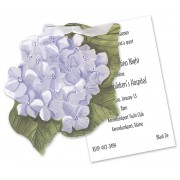 Blue Hydrangea Invitations, Blue Hydrangea, Stevie Streck
