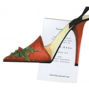 Christmas Invitations, Christmas Shoe, Stevie Streck
