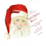 Christmas Invitations, Santa Claus, Stevie Streck