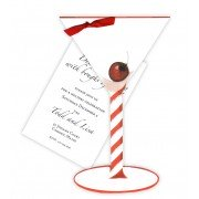 Christmas Invitations, Holiday Cocktails, Stevie Streck
