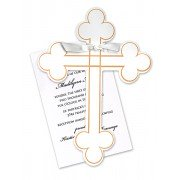 Gold Border Cross, Stevie Streck