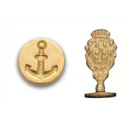 Wax Seal Stamp, Anchor