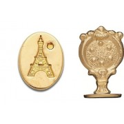 Wax Seal Stamp, Eiffel Tower
