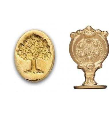 Wax Seal Stamp - Oak Tree Tree of Life