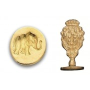 Wax Seal Stamp, Elephant