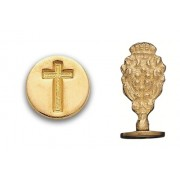 Wax Seal Stamp, Cross