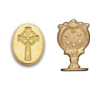 Wax Seal Stamp, Celtic Cross