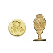 Wax Seal Stamp, Teddy Bear