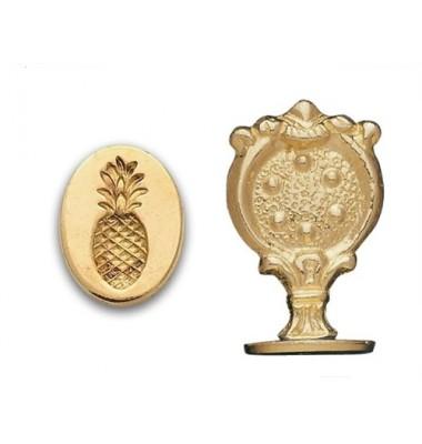 Wax Seal Stamp, Pineapple