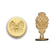 Wax Seal Stamp, Butterfly