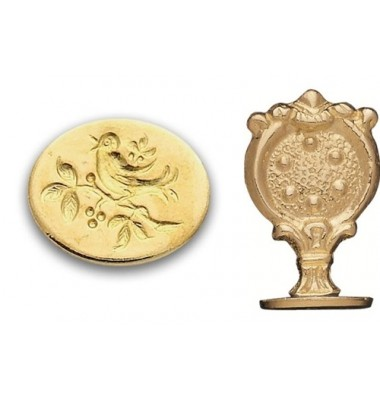 Wax Seal Stamp, Songbird
