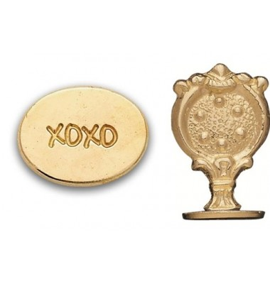 Wax Seal Stamp, XOXO