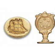 Wax Seal Stamp - Clipper Ship