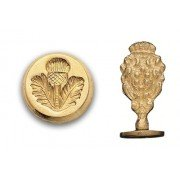 Wax Seal Stamp, Scottish Thistle