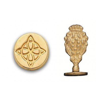 Wax Seal Stamp, Celtic Knot
