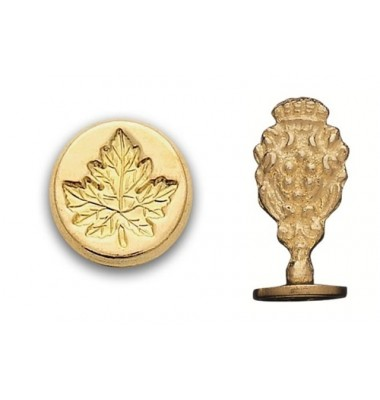 Wax Seal Stamp, Maple Leaf