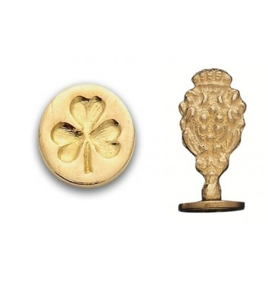 Wax Seal Stamp, Shamrock