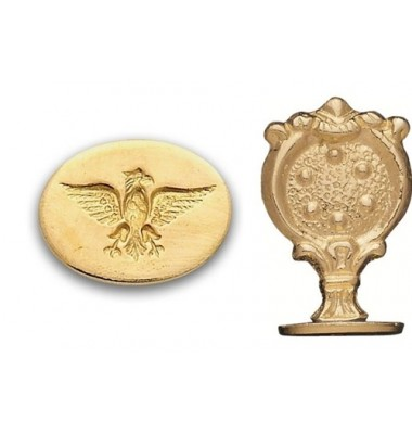 Wax Seal Stamp, American Eagle