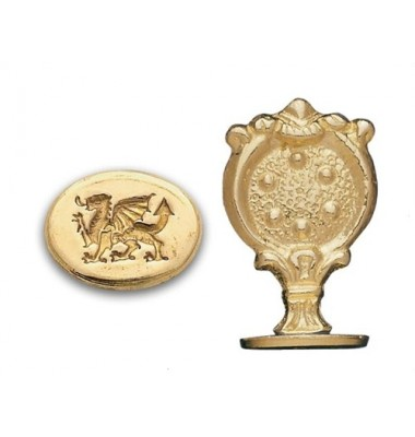 Wax Seal Stamp - Welsh Dragon