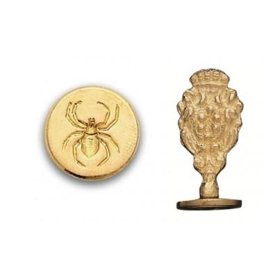 Wax Seal Stamp, Spider