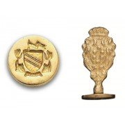 Wax Seal Stamp, Coat Of Arms