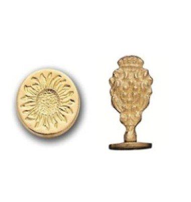 Wax Seal Stamp, Sunflower
