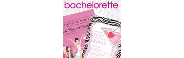 Bachelorette Invitations