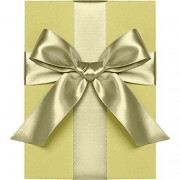 Double Face Satin Ribbon, Sage, Waste Not Paper