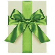 Double Face Satin Ribbon, Clove, Waste Not Paper