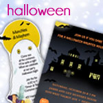 Halloween Invitations